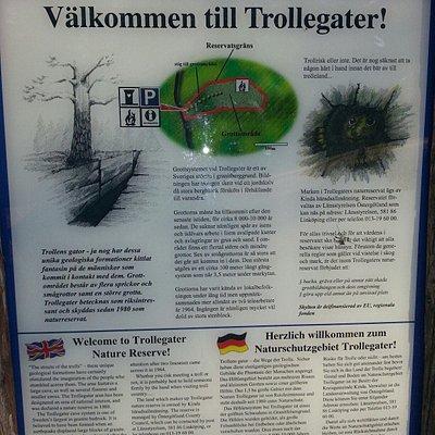 Trollegater