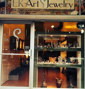 Ek Art Jewelry front shop