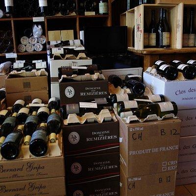 Wines of Rhone Valley