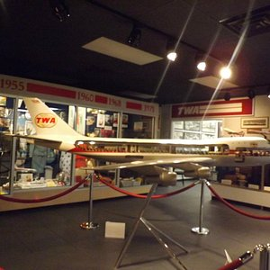 Just a portion of the displays here