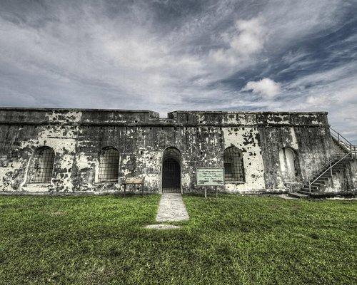 Fort Charlotte Barracks