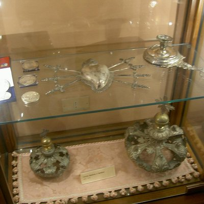 Museo degli argenti     piazza Plebiscito 13, Ariano Irpino