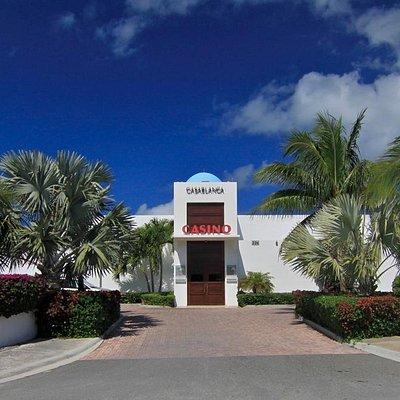 Casablanca casino Entrance