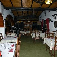 Restaurant (soon after evening opening)