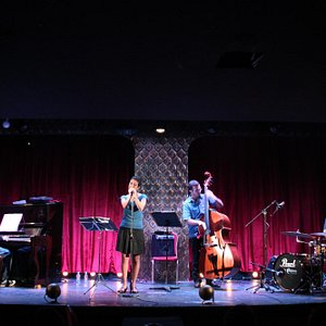 Donna Kahlifeh and her Jazz