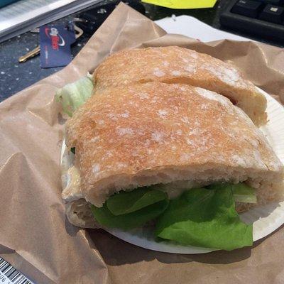 Best sandwich ever!!!