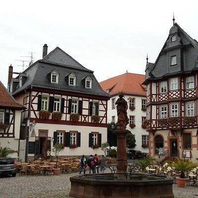 Centro Histórico de Heppenheim