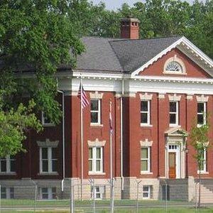 Missouri Civil War Museum afer restoration.