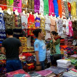 Canelar Barter Market