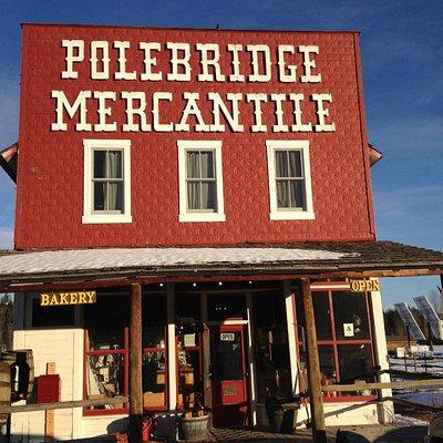 The Polebridge Mercantile