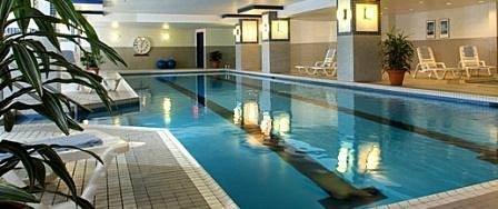 SPA salt water pool