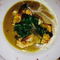 chicken/shrimp special