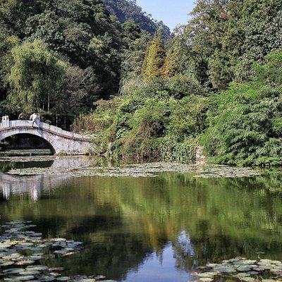 Qianling Park  Guiyang