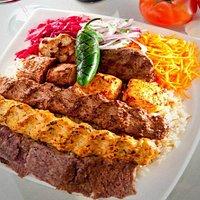 Karisik Izgara (Mixed Grill)