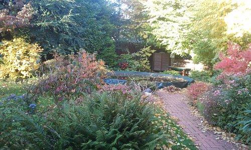 Garden of B & B Flora