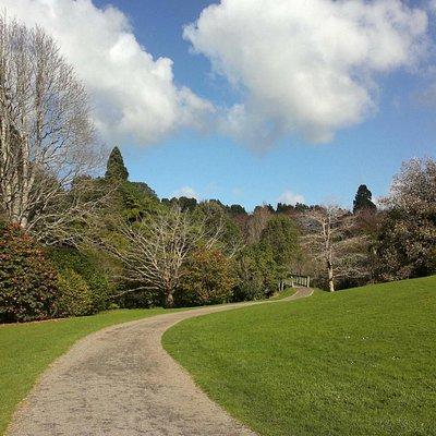 Part of the Te Henui Walkway between Northgate and Cumberland Street