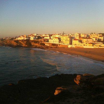 Sunset at Praia das Maçãs