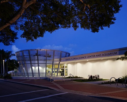 South Florida Science Center is located in Dreher Park