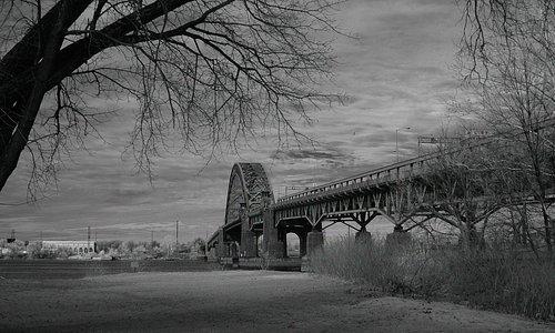 View of Tacony-Palmyra Bridge