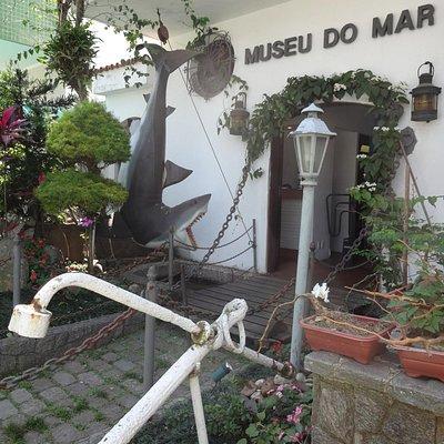 Museu do Mar - Santos - S.P. - Brasil