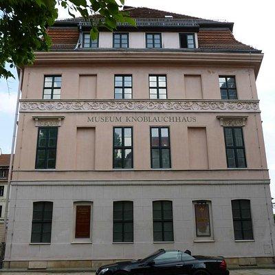 knoblauchhaus Museum - fachada