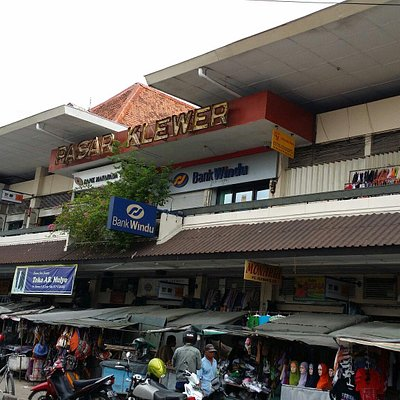 Pasar Klewer, Solo