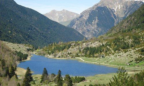 Estany LLebreta, Parc Nacional d'Aigüestortes