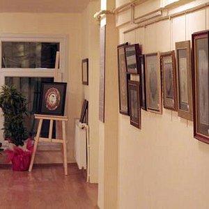 Galatart Ebru Atolyesi, Atelier and gallery