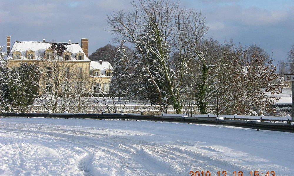 hiver a Andé