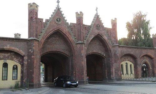 Как хорошо, что эти ворота сохранились