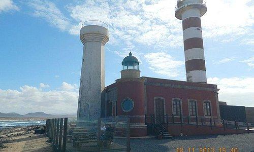 Faro Los Lagos