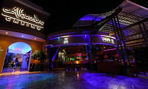 Alhambra Casino and Shops