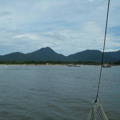 Ilha Comprida Barco