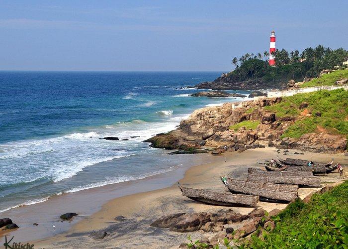 Phare de Kovalam Beach