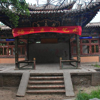 Ming and Qing Dynasties Ancient Buildings, Guide