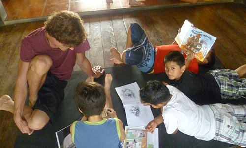 After school program for local kids