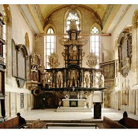 Oberkirche Arnstadt Altar © Jan Kobel
