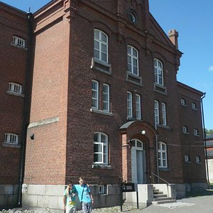 Museum building - formely real prison