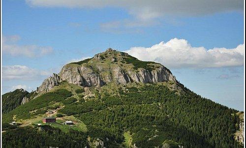 Ceahlau Mountain, Piatra Neamt, Romania