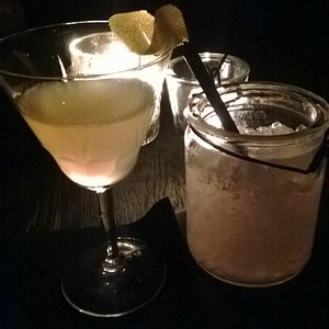 Corpse reviver + Tequila...