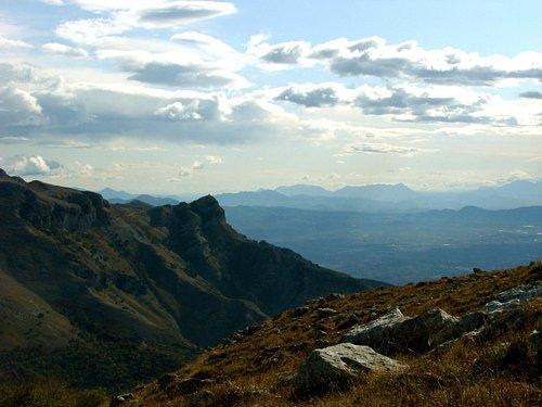 Monte Redentore Formia