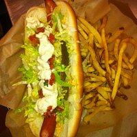 """Big Valley """"Mac"""" - 10 inch delicious hotdogs"""