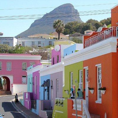 The beauty of Bo Kaap