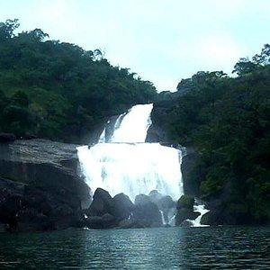Banatheertham Falls, Papanasam, Tirunelveli