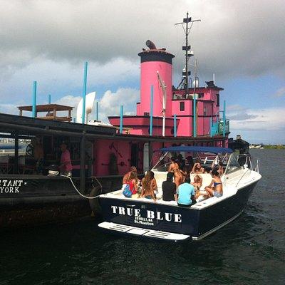 true blue visit