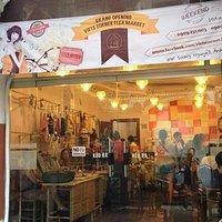 VietS Corner Flea Market - Góc nhà Việt