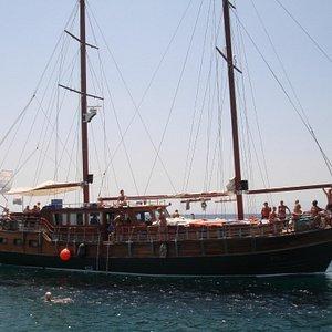 Aegean Blue Cruise / Su-3 Boat / Ketch Gulet (British Boat)