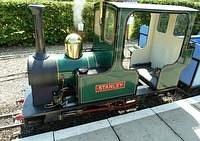 Stanley the steam train
