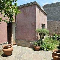 myrta albarracin   empanadas, courtyard