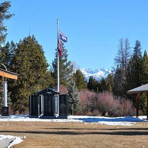 American Legion Park, Pinedale, Wyoming